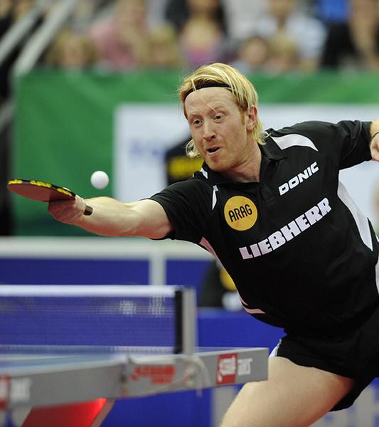 ドイツのプロ選手、ズースの悲哀   卓球王国WEB